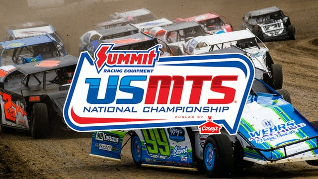 USMTS A-Main Lakeside Speedway 5/14/21