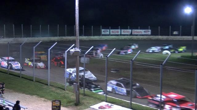 USMTS A-Main Humboldt Speedway 8/3/18