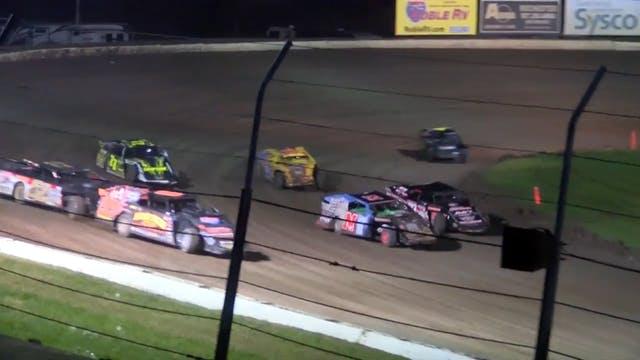 USMTS A-Main Deer Creek Speedway 9/22/16