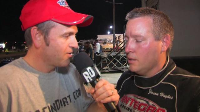 La Raceway USMTS Post Race Interviews 05/02/12