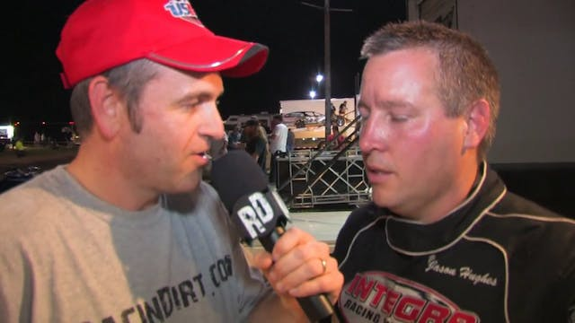 La Raceway USMTS Post Race Interviews...