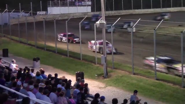 USMTS Featured Heat Humboldt Speedway...
