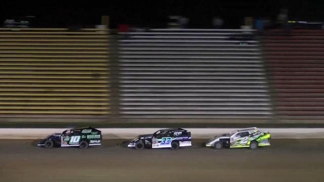 Wissota 100 Midwest Mod A-Main I-94 Speedway 9/13/18