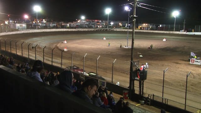 IMCA Modified A-Main LaSalle 5/18/17