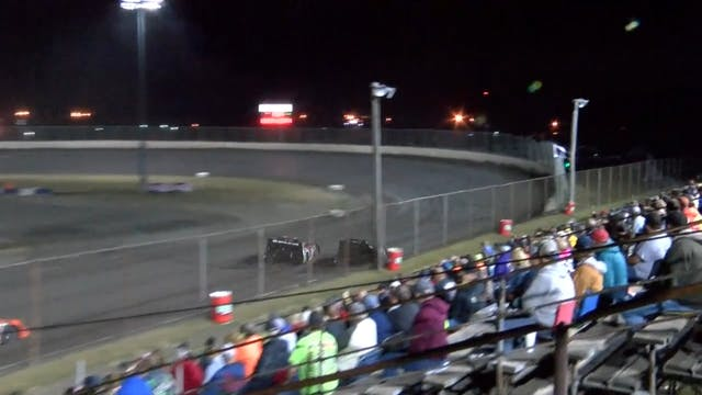 UMP Late Model Heats Tri-City Speedwa...