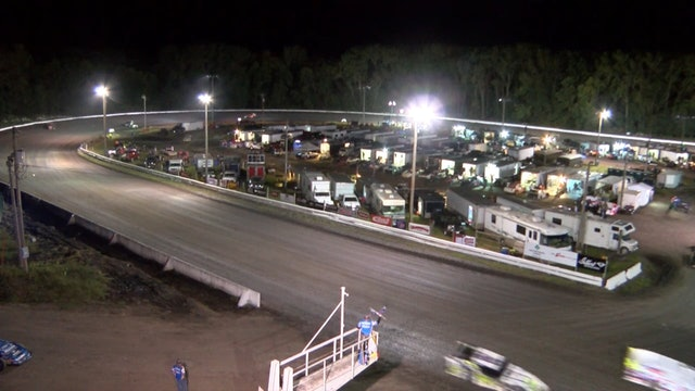 USRA Nationals Modified Heats Hamilton County Speedway 9/27/19