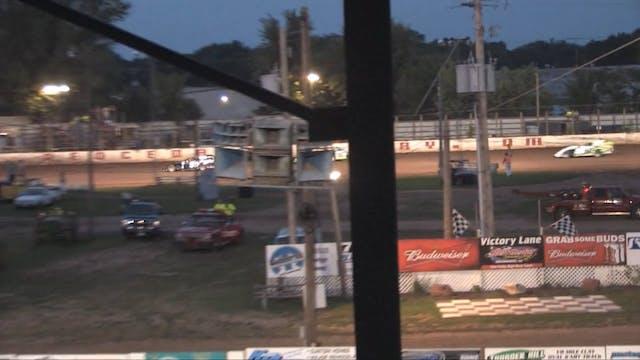 USMTS Red Cedar Speedway Heats 8/13/15
