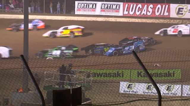 DTWC Modified A-Main Portsmouth Raceway Park 10/17/15