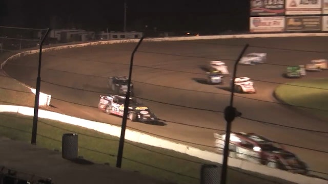 USMTS Fall Jamboree A-Main Deer Creek Speedway 09/18/14