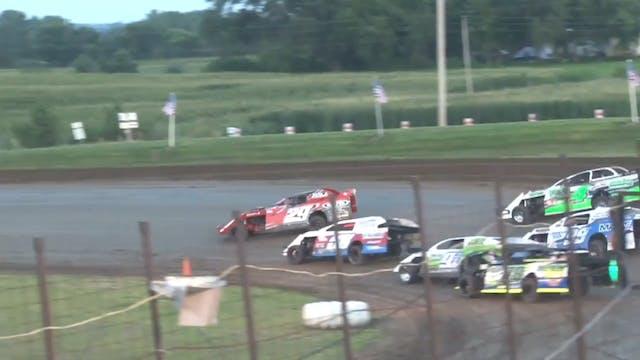 USMTS Heats I-35 Speedway 7/16/16