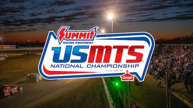 LIVE USMTS Arrowhead Speedway 8/21/21