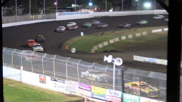 Wissota 100 Street Stock A-Main Dakot...