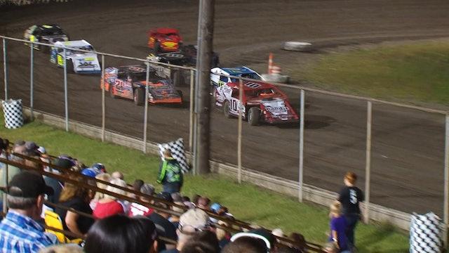 Mod Mania Heats 1-4 Tri-City Speedway 9/24/16