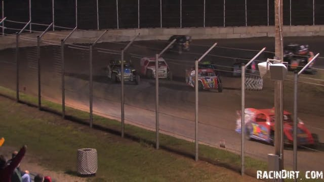 USRA Modifieds at Humboldt Speedway 0...