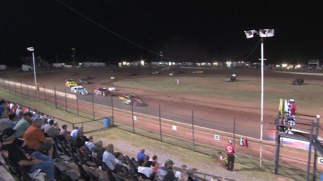TOMS A-Main Lawton Speedway 7/16/16