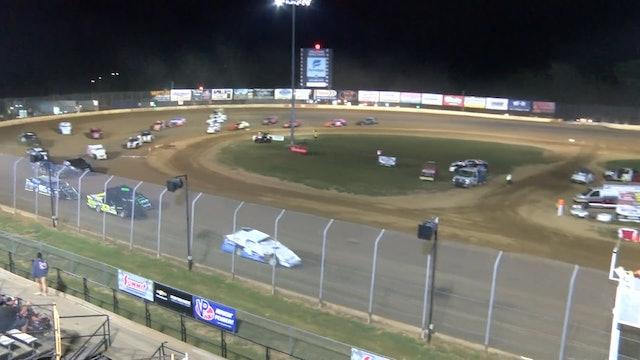 USMTS A-Main Lake Ozark Speedway 8/21/20