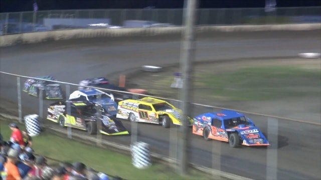Modified Mania AMS Heats Tri-City Speedway 9/28/19