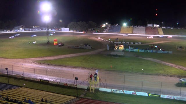 Wissota 100 Late Model Qualifier I-94...