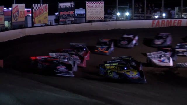 ALMS Late Model A-Main Farmer City 8/...
