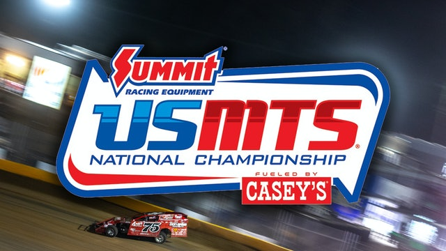 Stream Archive USMTS King of America AM Show Humboldt Speedway 3/27/21