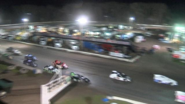 USMTS A-Main Hamilton County Speedway 4/2/21