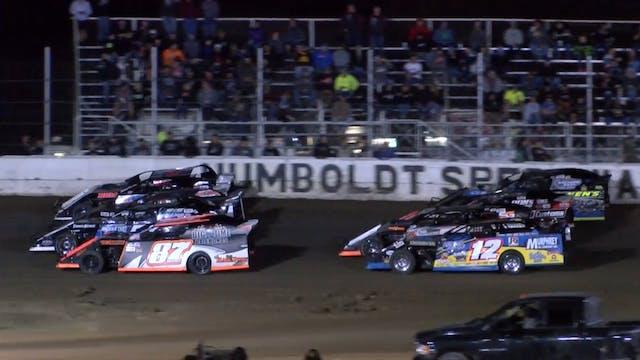 USMTS A-Main Humboldt Speedway 3/23/17