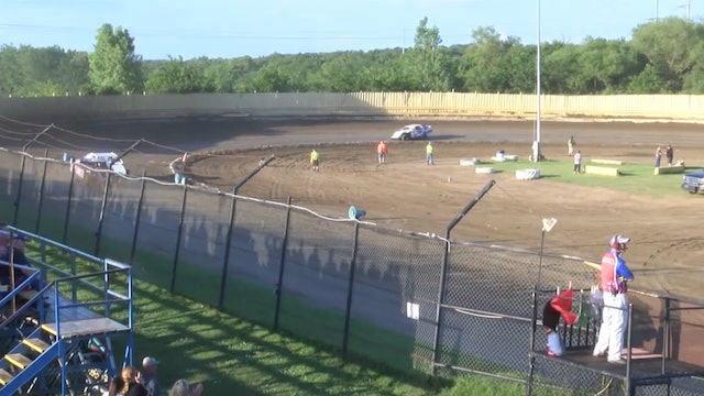 USMTS Heats Creek County Speedway 6/2/19
