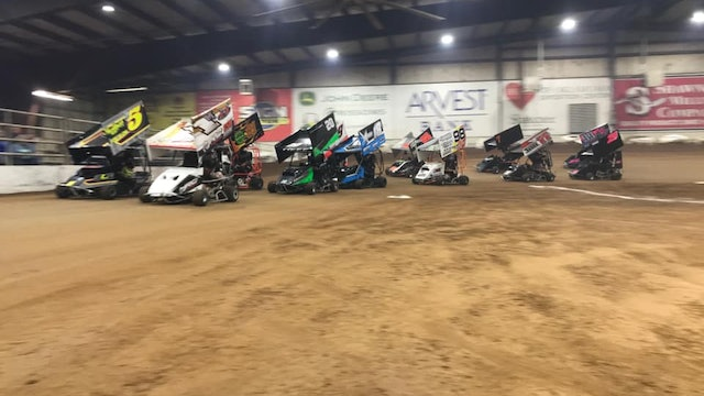 Stream Archive Karts Heart of Oklahoma Speedway 11/6/20