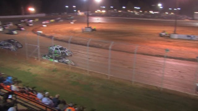 USMTS Ark La Tex Speedway A Main 3/22/14