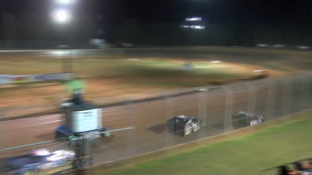 USMTS Ark-La-Tex Speedway A Main 3/3/17