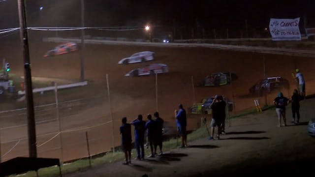 UMP AMS Modified Heats Cedar Ridge Sp...