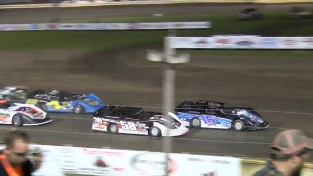 MLRA A-Main Lee County Speedway 5/5/16
