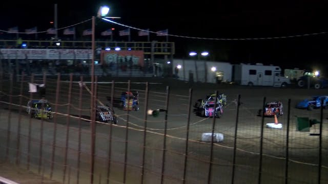 USRA Nationals B-Mod A-Main I-35 Spee...