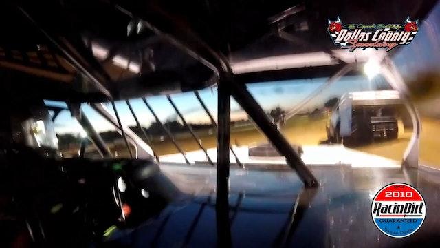 Derek Ramirez USMTS In Car Dallas County Speedway 8/20/20