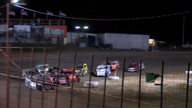 Usra Modified Heats I-35 Speedway 10-...
