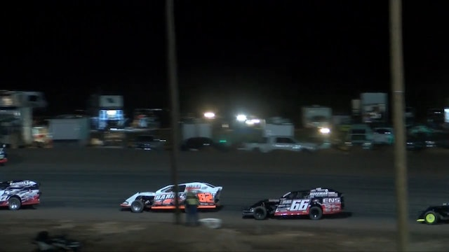 USRA X Mods A Main Southern New Mexico Speedway 4/21/18
