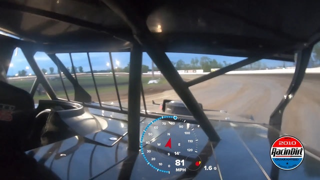 USMTS Johnny Scott In Car Lakeside Speedway 5/14/21