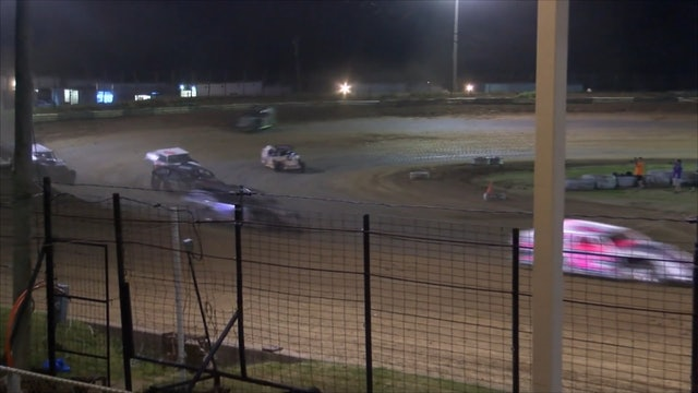 AMS Modified A-Main 2 Fayette County Speedway 5/26/19