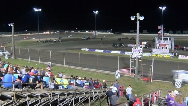 Modified Mania AMS C-Mains Tri-City Speedway 9/27/19