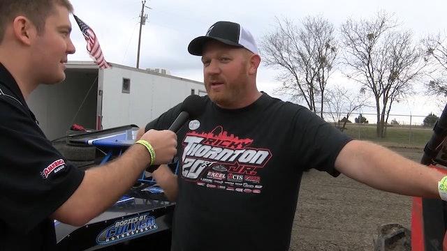 USMTS Pre Race Interviews RPM Speedway 2021