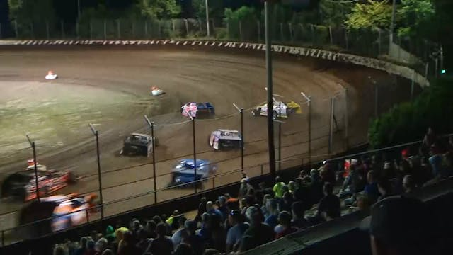 DIRTcar Summer Nationals Modifieds La...