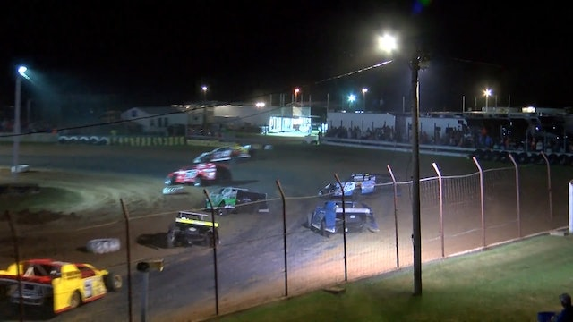 USMTS A-Main Dallas County Speedway 8/15/19