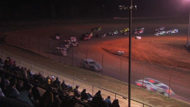 USMTS Timberline Speedway A Main 3/21/14