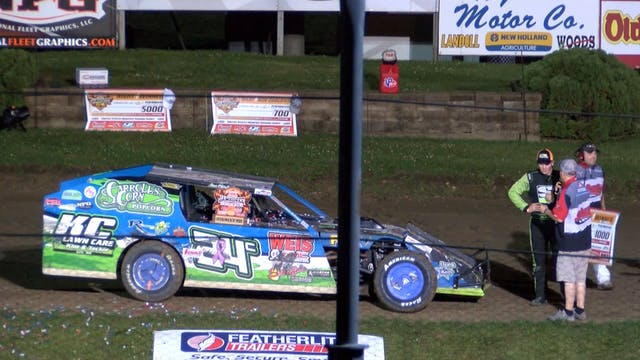 USRA B-Mod A-Main Fall Jamboree Deer ...