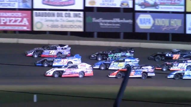 USMTS A-Main Deer Creek Speedway 9/23/17