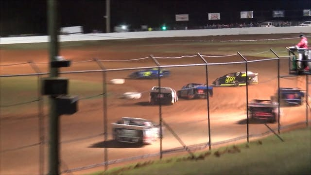 Limited Modified Heats Red Dirt Racew...
