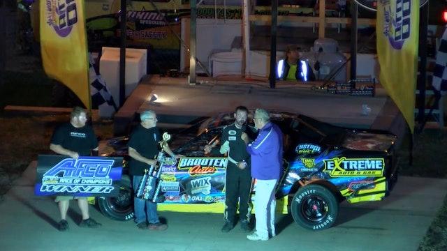 Wissota 100 Street Stock Race of Champions I-94 Speedway 9/13/18