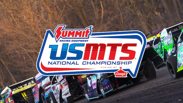 LIVE USMTS Fayette County Speedway 9/...