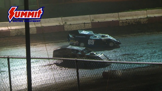UMP Modified Nationals Peoria Speedway 06/23/15