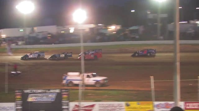 John Anderson MLRA Heat Race 05/12/12